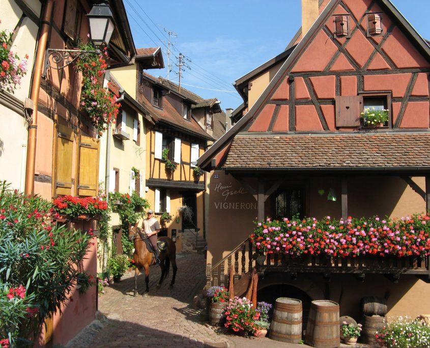 Alsace-Fransa
